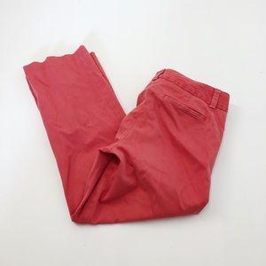J. Crew Factory City Fit Pants Size 8